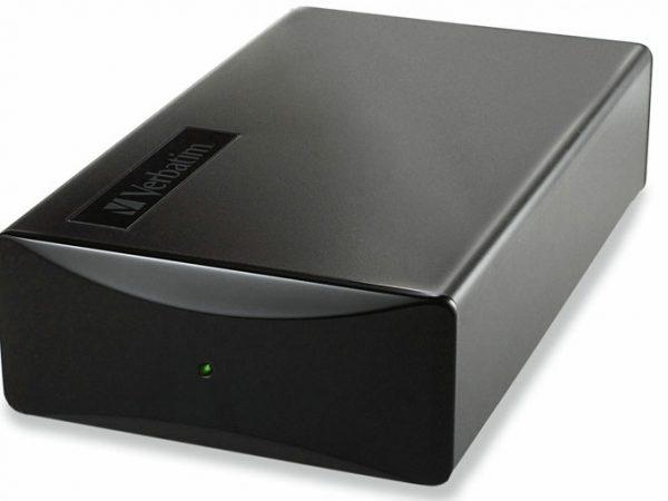 Verbatim Gigabit NAS External Hard Drive