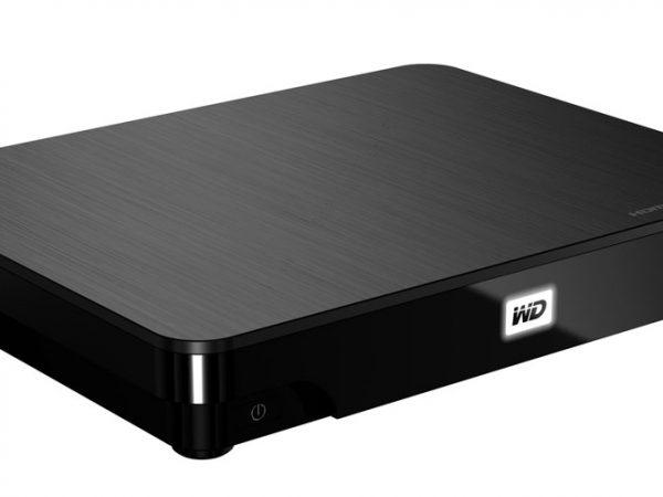 Western Digital WD TV Live Hub