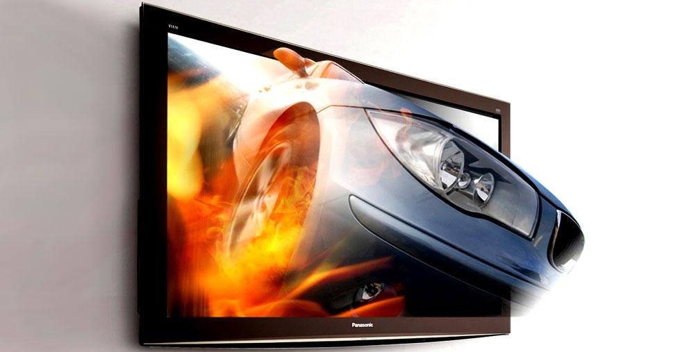11 3D-fladskærme - Lyd & Billede
