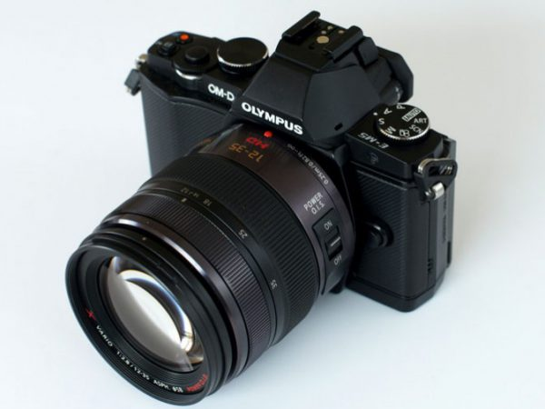 Panasonic Lumix G X Vario