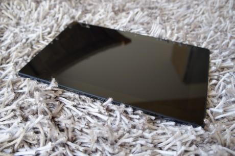 """Xperia Tablet Z kommer med en 10,1"""" TFT-skjerm på 1920 x 1200 piksler."""