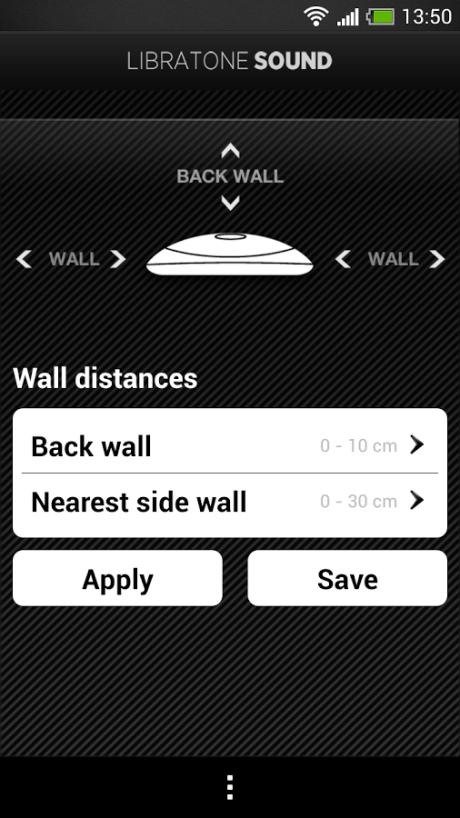Libratone Android app2
