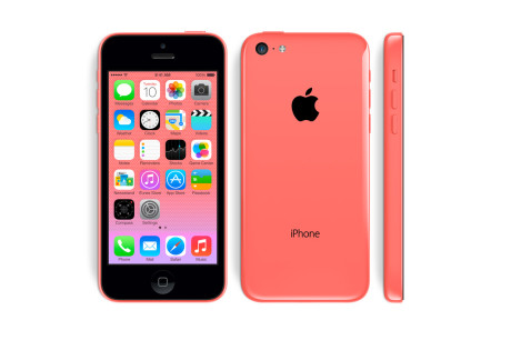 Jep! Den er hot pink! Tak, Apple...