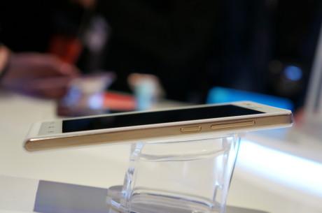 Det slanke premium-design har Ascend G6 4G til fælles med Ascend P6, der i en periode var verdens tyndeste smartphone med en tykkelse på blot 6,18 mm.