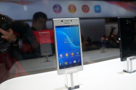 Sony Xperia M2 får en veiledende utsalgspris på cirka 2.000 kroner.