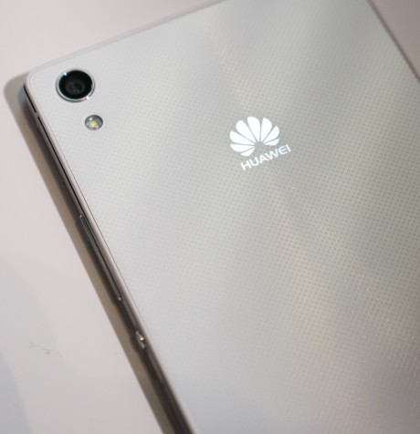 ascend p7 white shimmer