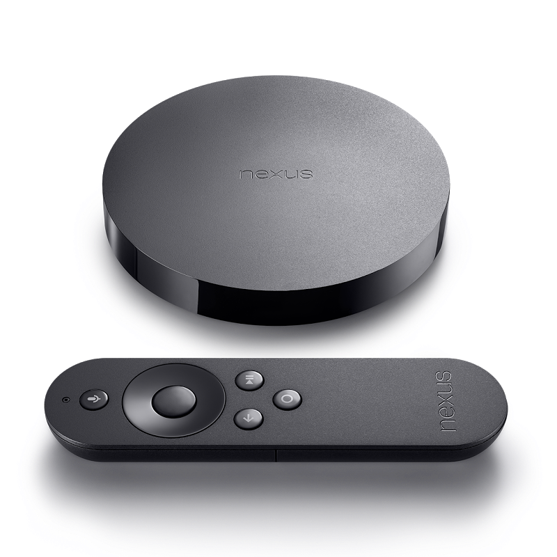 styre apple tv med android