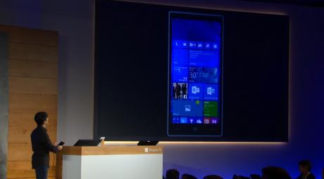 Windows 10 på mobilen vil ligne det Windows Phone, vi kender.