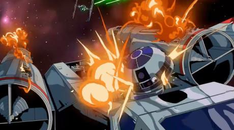 Dø, usle rebeller! For en gangs skyld er synsvinklen på Imperiets side.