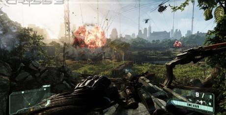 Crysis3ExplosionsBeneaththeLibertyDome