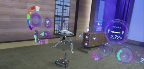 hololens-robot