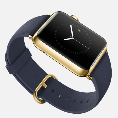 Kommer iPhone 6S også i en møgdyr Edition-version med ægte guldlegering som Apple Watch?