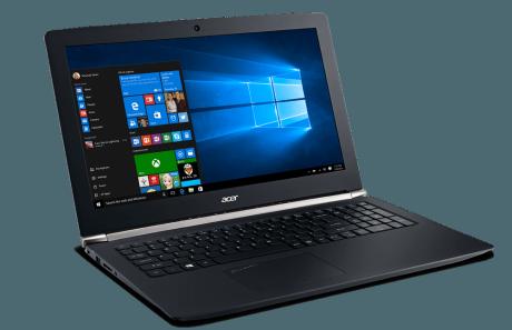 Acer Aspire V15 Nitro. Foto: PR