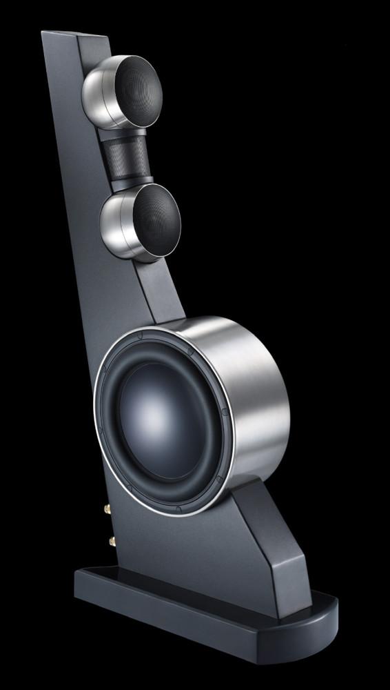 Anthony Gallo Nucleus Reference 3.5 er kompakte men kanonbra høyttalere, og Parasound HINT får det frem. Foto: Anthony Gallo Acoustics