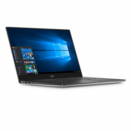 "Dell XPS 15 med Windows 10 og 15"" 4K UHD-skærm. Foto: Dell"