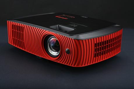 Predator Z650-projektoren. Foto: Acer