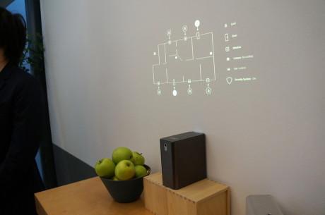 Xperia Projector. Foto: Peter Gotschalk