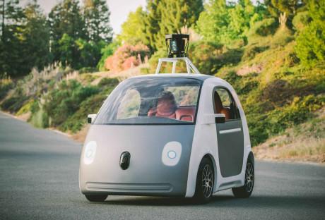 Googles har i et brev fået bekræftet, at det er computeren, der er fører af firmaets selvkørende bil! Foto: Google