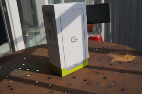 LG G5 er landet på testbænken. Foto: Peter Gotschalk, Lyd & Billede