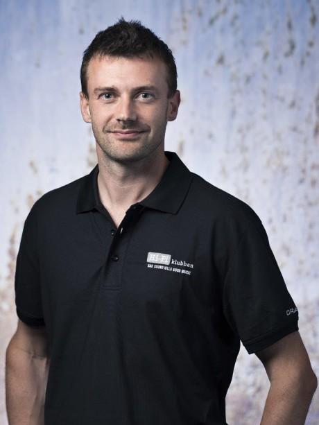 Direktør Christoffer Arensbach synes det er synd, at der kun kokurreres på pris. Foto: Hi-Fi Klubben