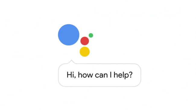 Google Assistant. Grafik: Google