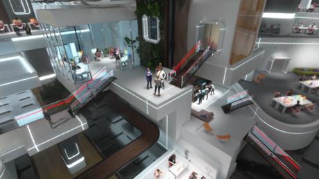 Alle, der deltager i VR-lanceringen af OnePlus 3 den 14. juni, vil kunne købe mobilen direkte i VR-butikken The Loop. Foto: OnePlus
