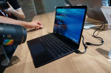 Sådan ser ZenBook 3 ud i virkeligheden. Foto: Peter Gotschalk, Lyd & Billede