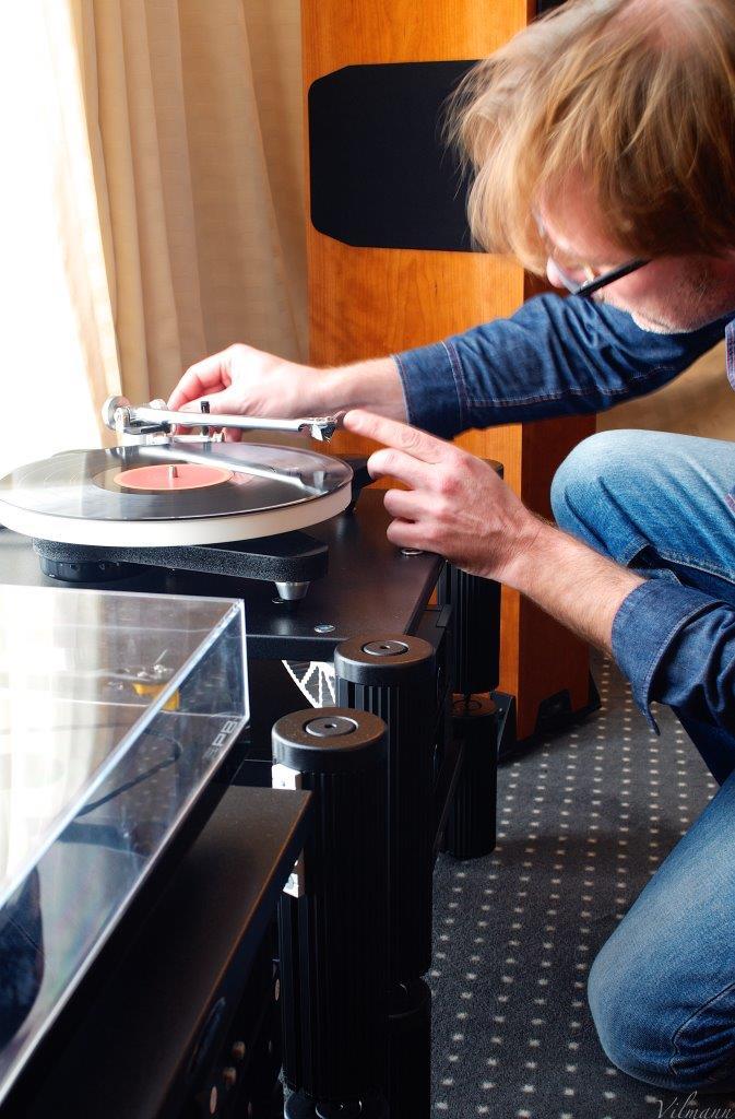 Vinylsalget fortsætter med at eksplodere. Så mange vil være på udkig efter nye pladespillere. Foto: Hi-Fi & Surround