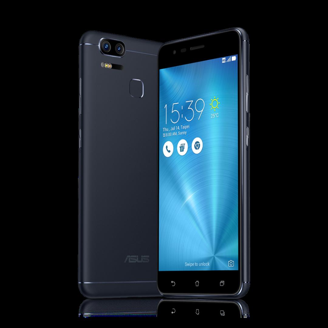 12x zoom och ljusstark optik. ZenFone 3 är en hård nöt att knäcka för de redan hårt pressade kameratillverkarna. Foto: Asus