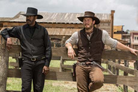 Denzel Washington;Chris Pratt