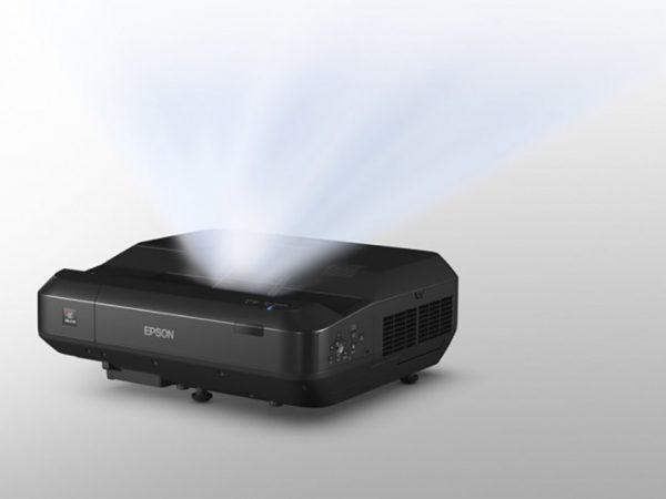 Laserprojektoren som løser et problem