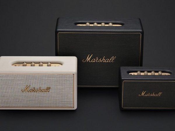 Marshalls højttalere får multirum