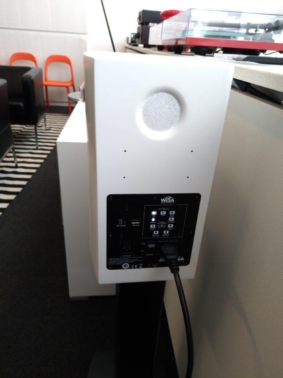 Legend Silverback-högtalare följer WiSA-standarden för trådlöst HD-ljud. Foto: John Alex Hvidlykke