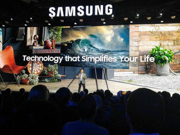 Første kig på Samsungs 2018-tv'er