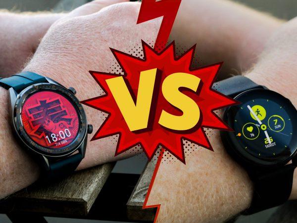 Smart-ure Huawei vs. Samsung