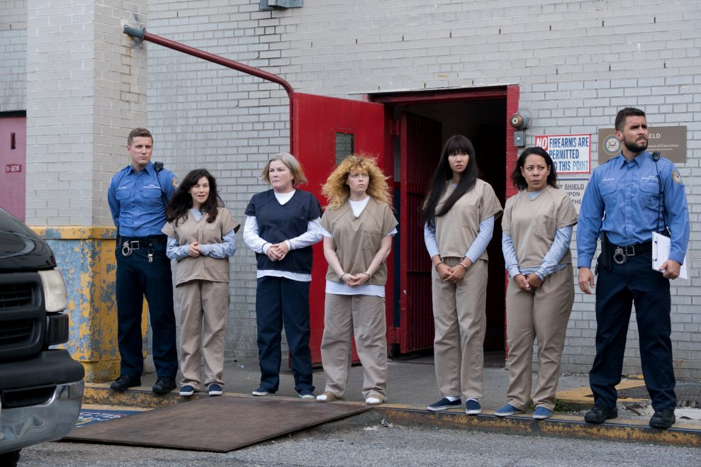 OITNB S7 PRODUCTION STILL 2