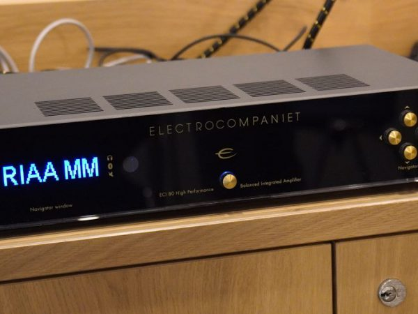 Ny forstærker fra Electrocompaniet