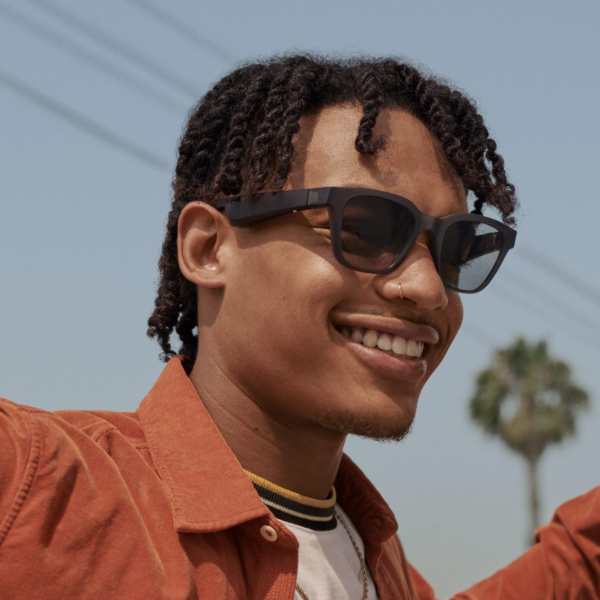 TEST: Bose Frames – Funky solbriller med indbygget lyd!