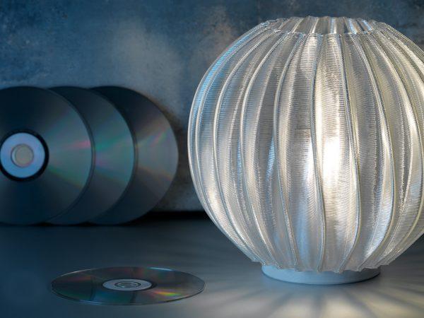 Få 3D-printet lamper, du selv har designet