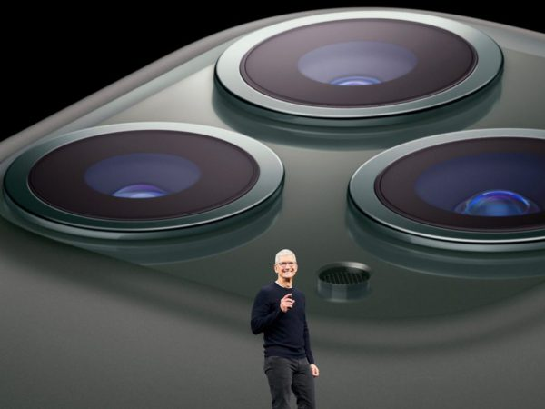 iPhone 11 og Apple Watch går som varmt brød