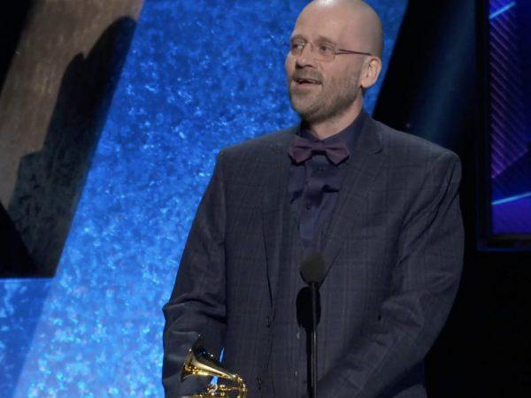 Endelig en Grammy til Lindberg!