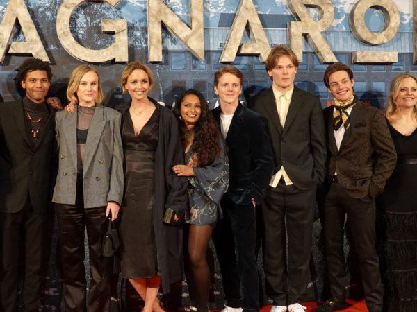 Gallapremiere på Netflix' Ragnarok