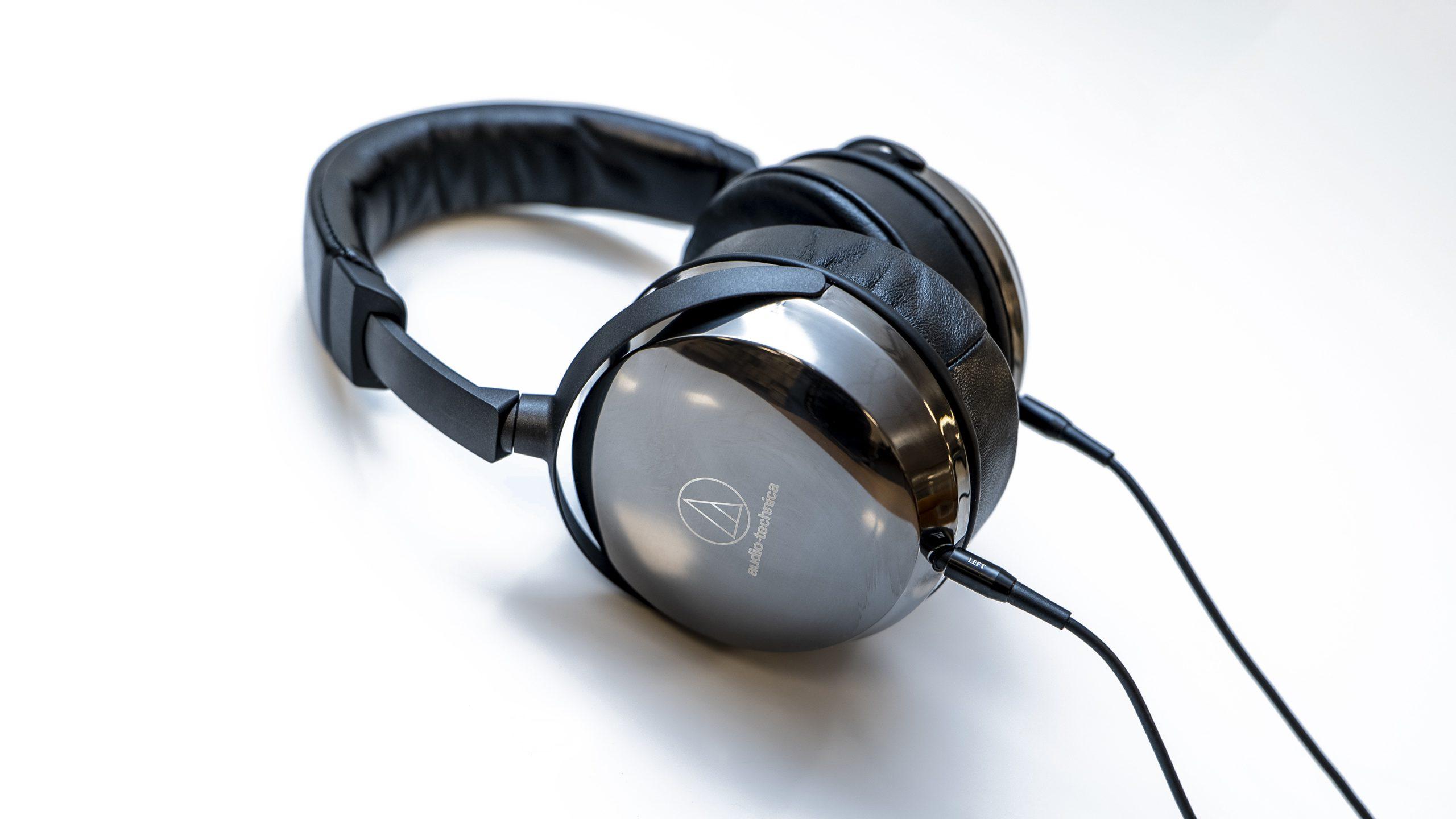 Audio-Technica ATH-AP2000Ti. Foto: Geir Gråbein Nordby