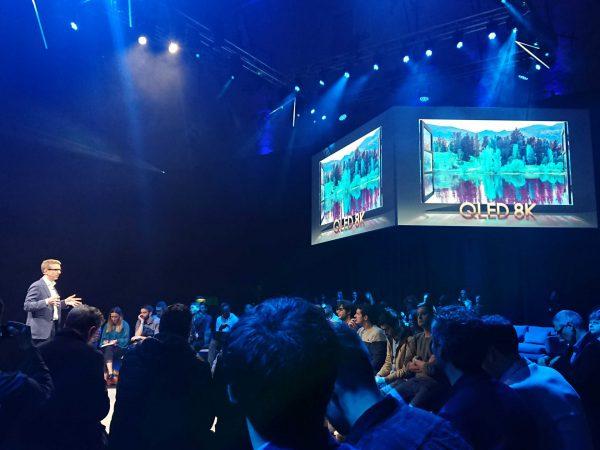 Nu rammer Samsungs 8K-satsning Europa