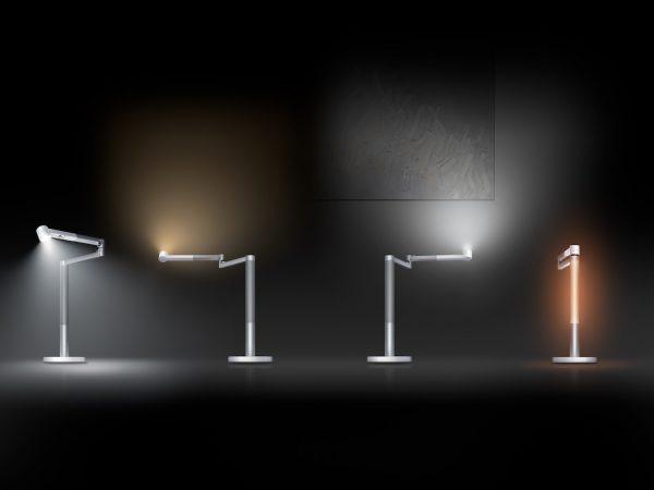 Dyson lancerer intelligent lampe