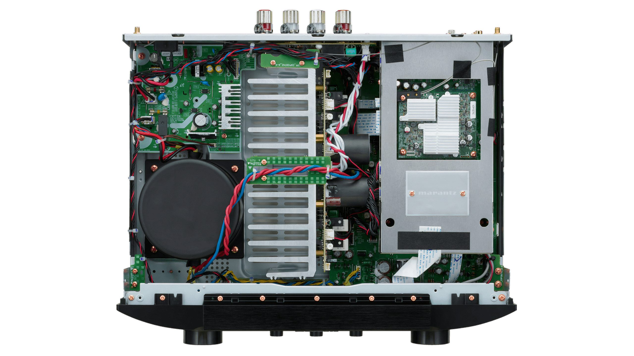 Marantz PM7000N inside