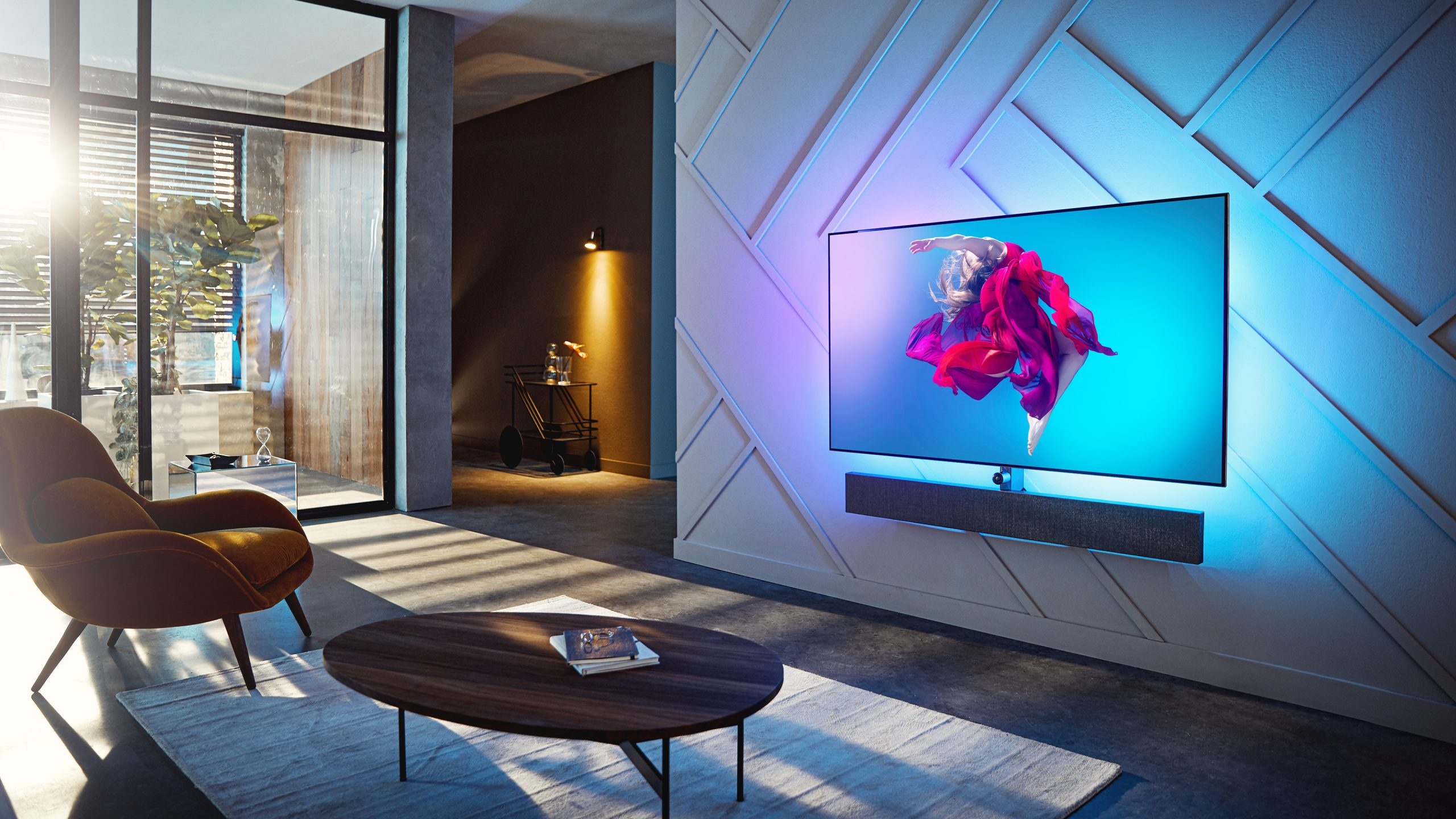 Philips 65OLED984 wallmount