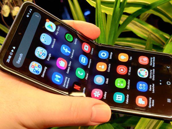 Første indtryk: Samsung Galaxy Z Flip