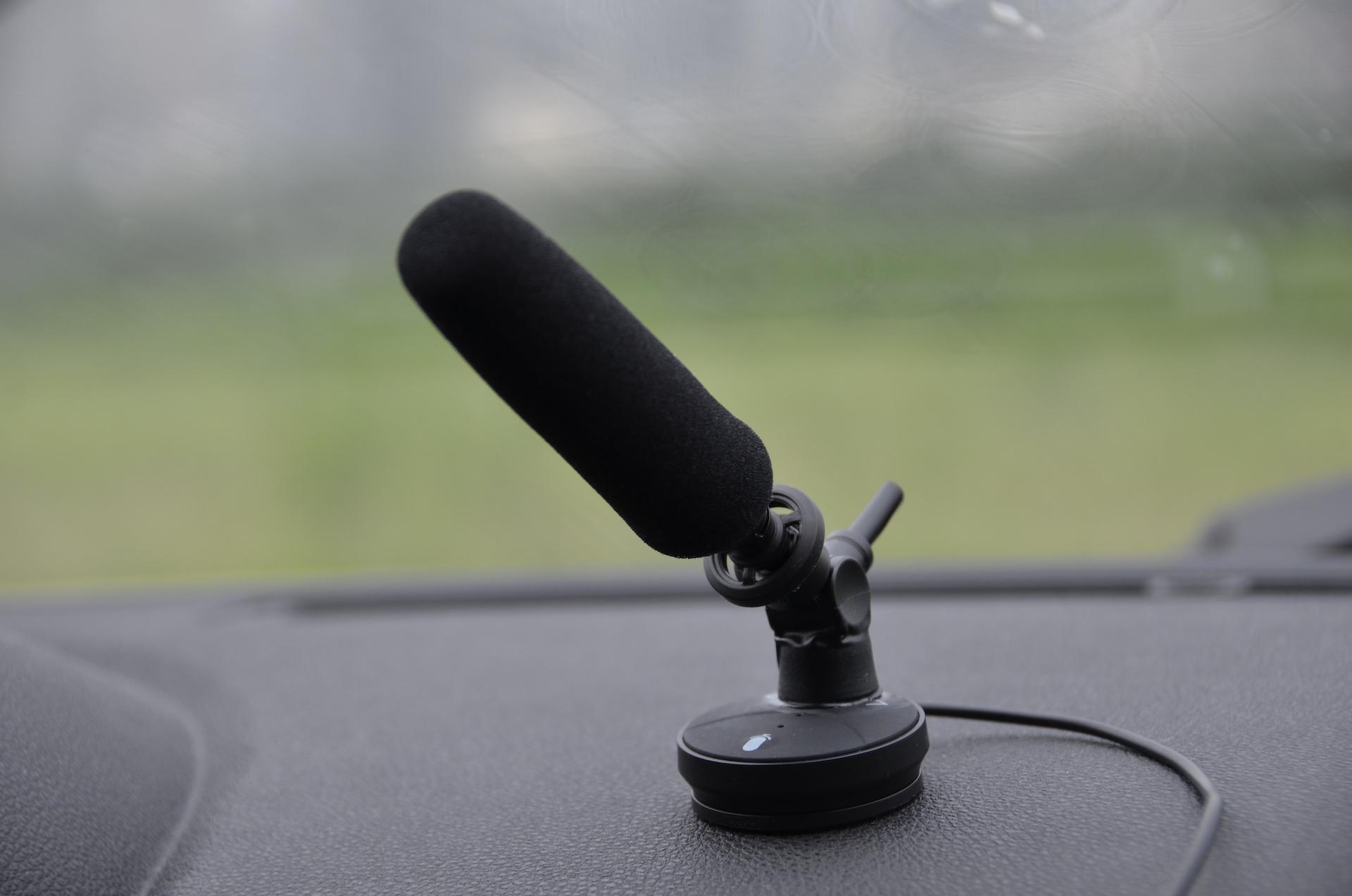 Microphone 1 - Håndfri karaoke til bilen
