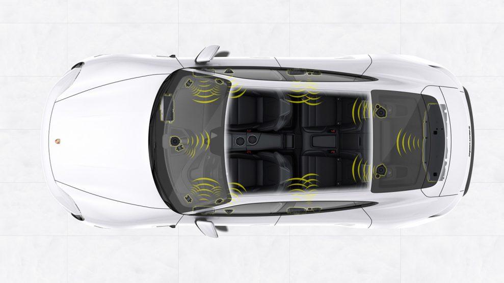 Porsche Taycan 4S Burmester